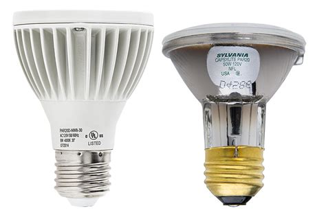 Led Par20 Light Bulbs Par20 Led Bulb 55 Watt Equivalent Dimmable Led Spot Light Bulb Large Par Series