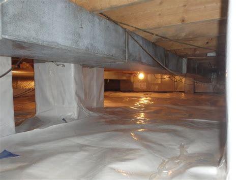 basement systems of west virginia crawl space repair