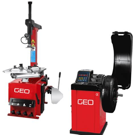 Garage Equipment by Tyre Changer And Wheel Balancer Packages