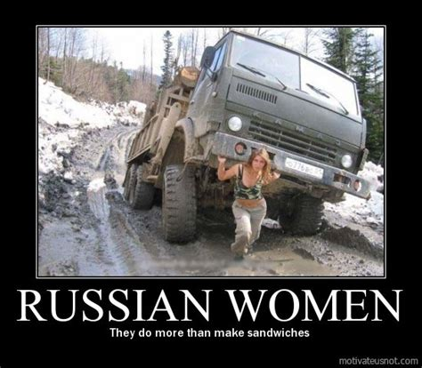 russian women they do more than make sandwiches a