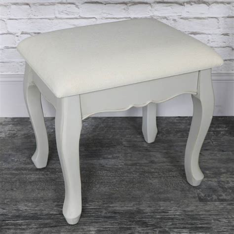 vintage dressing table with mirror and stool vintage grey dressing table mirror and stool set