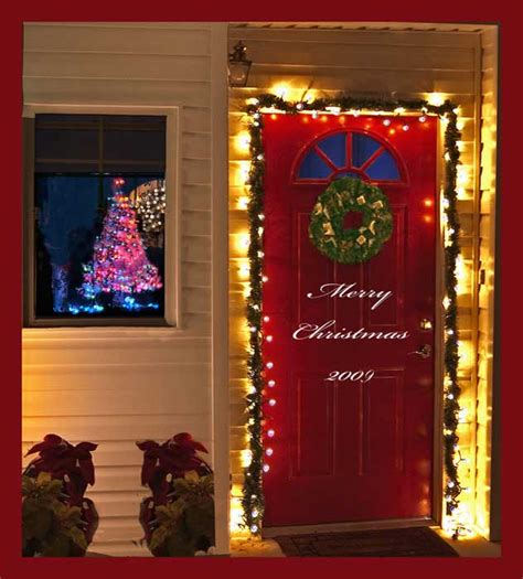 holiday door decorating ideas inspirational letters by millie 20 days of holiday