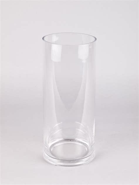florero de cristal florero cristal tubo florister 237 a mallorca rosazul