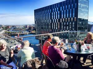 top bars liverpool the uk s top rooftop bars daily mail online