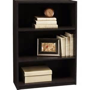 bookshelf in walmart ameriwood 3 shelf bookcase walmart