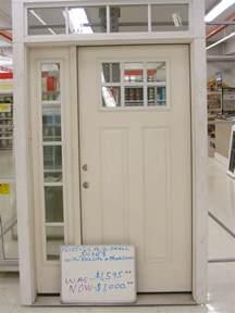 Therma Tru Exterior Doors Fiberglass Therma Tru Doors National Millwork Clearance Sales