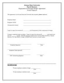 Repayment Contract Template by Loan Agreement Template Ebook Database