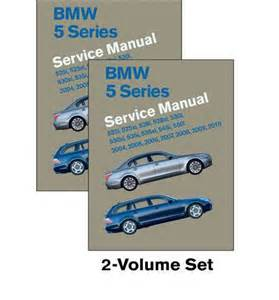 bmw e60 service manual pdf autos post