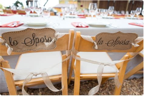 rustic italian themed wedding wedding style ideas encore events encore events rentals