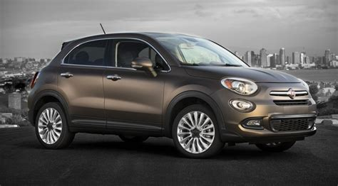 fiat 500 x crossover fiat 500x crossover hits u s market in q2 priced at