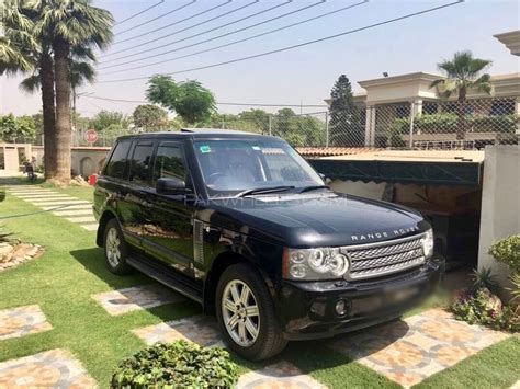 land rover vogue 2006 range rover vogue 2006 for sale in sialkot pakwheels