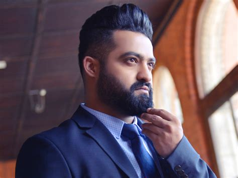 ntr new hair style jr ntr latest hairstyle images life style by modernstork com