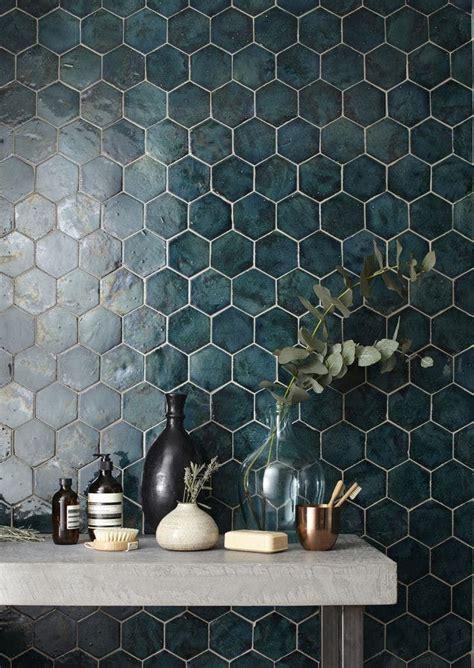 hexagon tiles ideas  pinterest honeycomb