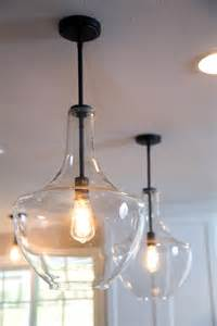 Glass Pendant Lights For Kitchen Island by Is Just A Tire Swing A Woodway Fixer