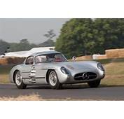 Mercedes Benz 300 SLR Uhlenhaut Coupe  Chassis 00008/55