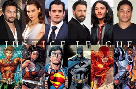 film justice league cast justice league cast fight a real world problem quirkybyte