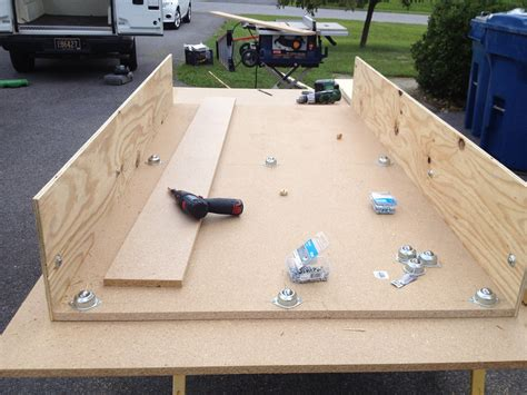 Truck Bed Drawer Plans by Home Built Truck Bed Slide The Garage Journal