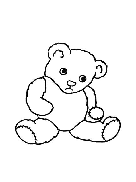 sad bear coloring pages sad bear coloring pages gt gt disney coloring pages