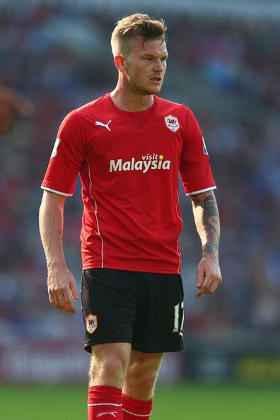 aron gunnarsson aron gunnarsson pictures cardiff city v manchester city