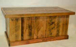 Rustic Pine Collection Trunk Coffee Table Cen09 » Ideas Home Design
