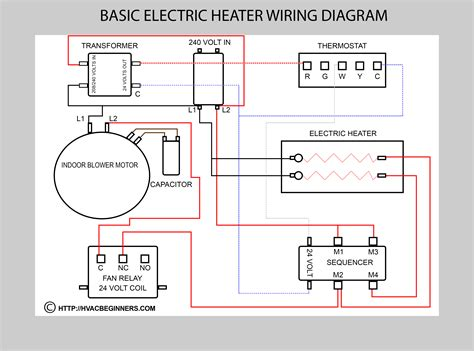 thermostat wiring diagram for ac wiring free printable wiring diagrams