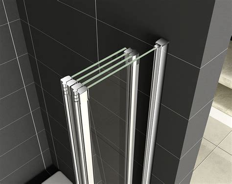 folding shower screens bath 4 panel folding bath screen folding bath