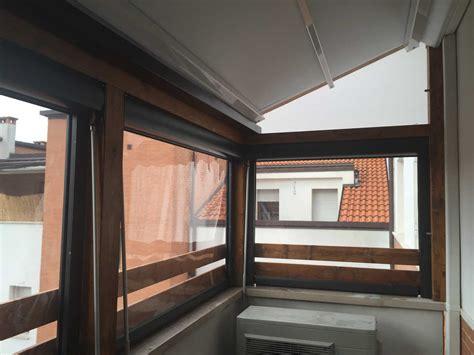 veranda su balcone strutture in legno per esterni naturalwood bologna