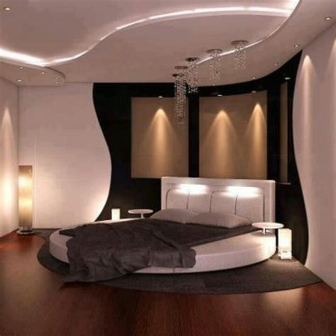 round king size bed super sexy bedroom complete with circular bed and satin