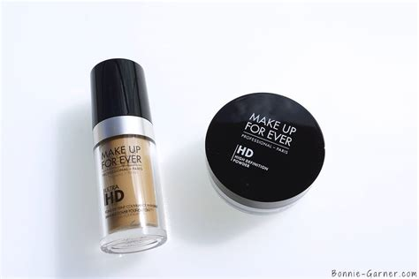 Mufe Hd Powder make up for ultra hd liquid foundation my review