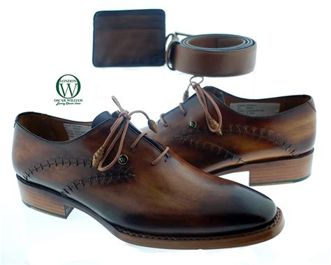 Handmade Goodyear Welted Shoes - classic handmade luxury goodyear welted shoes
