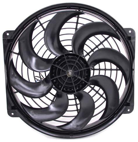 flex a lite electric fan compare flex a lite 16 quot vs flex a lite 16 quot etrailer com