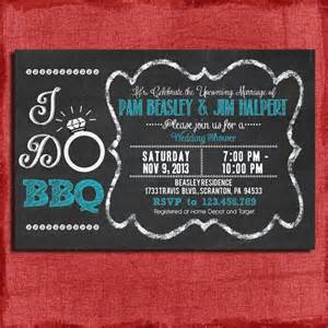 Backyard Bbq Invitations by Printable Quot I Do Quot Bbq Barbecue Couples Coed Wedding Shower