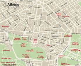 athens map map of athens athens maps mapsof net
