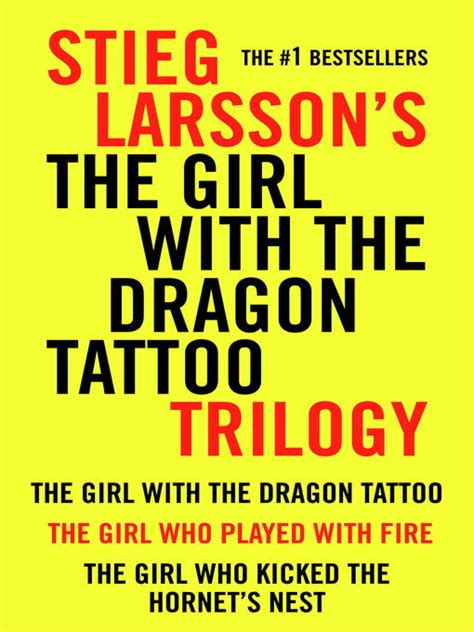 the girl with the dragon tattoo sequel the with the trilogy bundle navy
