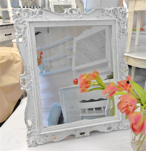 mirror shabby chic furniture by backporchco on etsy