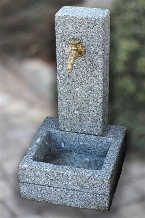 steinbrunnen garten steinbrunnen n 252 rnberg aus granit f 252 r den garten