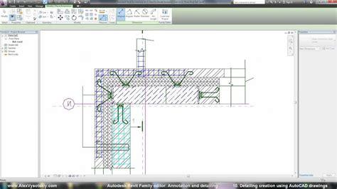 tutorial autocad detailing autodesk revit 2d families training 10 detailing