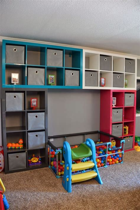 diy room storage best 25 ikea playroom ideas on ikea