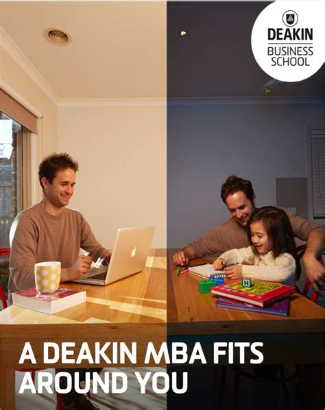 Deakin Mba Fees 2016 by Deakin Mba Ad Being Different Slim Digital