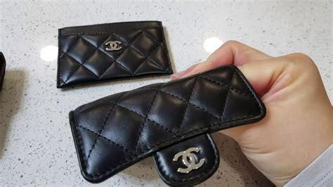 Harga Chanel Wallet card holder daftar harga terupdate indonesia
