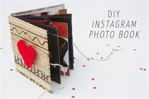 Handmade Photobook - diy mini instagram photo book