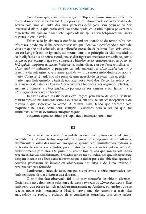 O livro dos espíritos (allan kardec) (1)