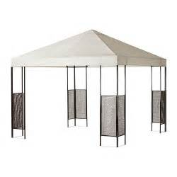ikea gazebo replacement canopy garden winds