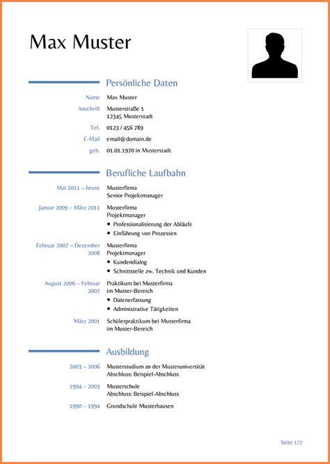 Vorlage F R Lebenslauf In Englisch 7 lebenslauf englisch vorlage transition plan templates