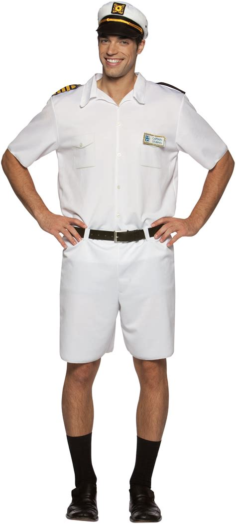 love boat captain stubing costume the love boat captain stubing adult costume halloween