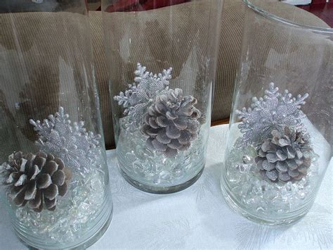 Winter Table Decorations by 25 Unique Winter Centerpieces Ideas On