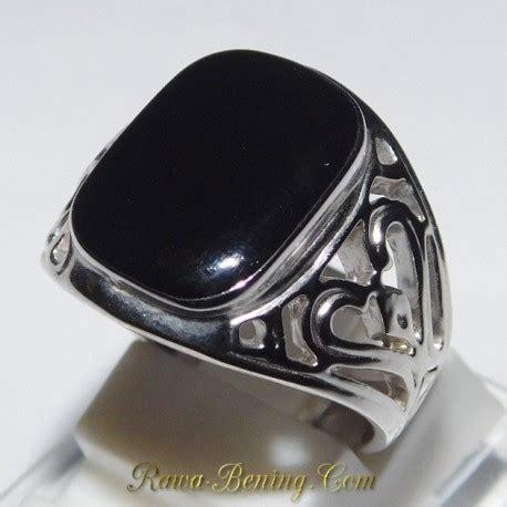Cincin Lapis Emas Permata Perhiasan Imitasi Yaxiya Jewelry 264 cincin pria model retro filigree lapis emas putih 18k ukuran 7us