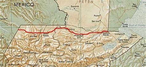 estado actual de la franja transversal del norte santa consejo de pueblos wuxhtaj