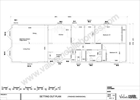 static caravan floor plan floorplans value mobile homes