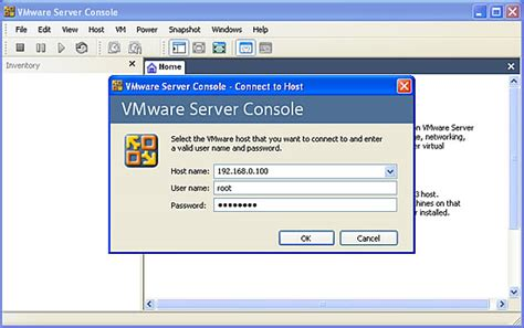vmware server console how to install vmware server on ubuntu 6 06 lts dapper